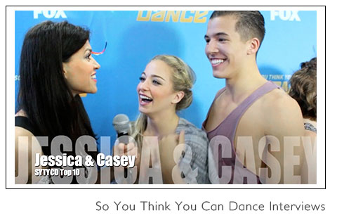 So You Think You Can Dance Interview